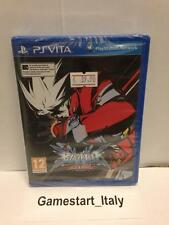 BLAZBLUE CONTINUUM SHIFT EXTEND (SONY PSVITA PS VITA) NUOVO SIGILLATO NEW