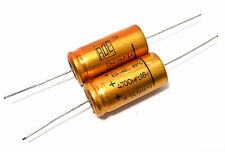 ROE Roederstein Germany EG 4700uF mfd 16V NOS HI-End Audio Tube Amp Capacitor