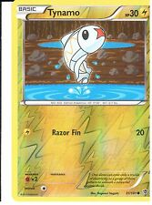 POKEMON BLACK AND WHITE PLASMA BLAST - TYNAMO 31/101 REV HOLO