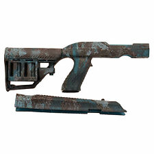 TacStar Adaptive Tactical RM4 Stock for Ruger 10/22 Takedown - Ston Cobalt