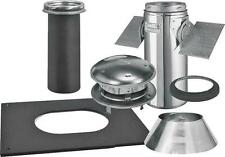 "SELKIRK 208621 8"" INSULATED SURE-TEMP PITCHED CEILING PIPE SUPPORT KIT 7506504"