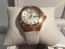 New - Reloj Watch TECHNOMARINE Cruise White 36 mm Ref. 110039 - Box & Papers