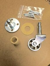 Piano Caster/Wheel for Spinet/Console Back/Rear Vertical