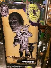 NECA Bobble Head Knocker Wobbler Horror Universal Monster MIB - THE MUMMY TOMB