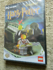 PC CD-ROM HARRY POTTER  CHAMBER OF SECRETS LEGO NEW AND SEALED  COLLECTORS ITEM