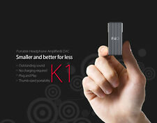 FiiO K1 Portable Headphone Amplifier and DAC
