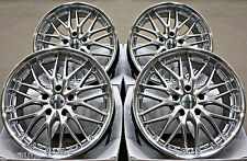 "18"" CRUIZE 190 HS ALLOY WHEELS FIT OPEL CALIBRA GT MERIVA OMEGA"