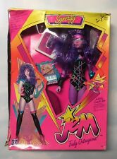 Jem and the Holograms SYNERGY doll New In Box vintage Hasbro 4020