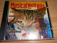 CD - Musical World Hits - 16 Titel - Musik - NEU