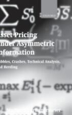 Asset Pricing under Asymmetric Information: Bubbles, Crashes, Technical Analysis