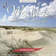 FREE US SH (int'l sh=$0-$3) ~LikeNew CD Various Artists: Sounds of Earth: Wadden