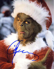 REPRINT - JIM CARREY THE GRINCH autographed signed photo copy