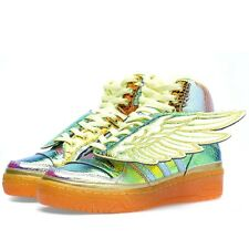 Adidas x Jeremy Scott Foil Wings Sneakers Shoes US 10,5