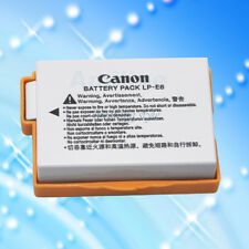 Genuine Original New Canon Battery LP-E8 Li-ion Battery for EOS 550D 600D