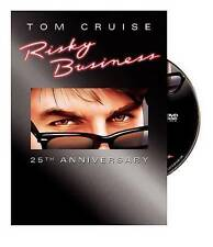 Risky Business 25th Anniversary Deluxe Edition (DVD MOVIE) BRAND NEW