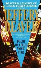 Death of a Blue Movie Star (Rune Trilogy)-ExLibrary