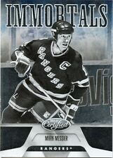 11/12 PANINI CERTIFIED IMMORTALS #169 MARK MESSIER /500 RANGERS *31123