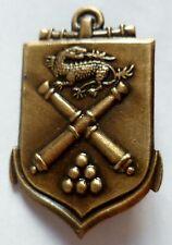 INSIGNE EAA ECOLE APPLICATION DE l'ARTILLERIE ORIGINAL Drago French Army Badge
