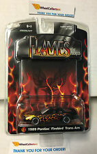 Greenlight * 1989 Pontiac Firebird Trans Am * Flames Series 1500 Made * N14