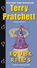 Discworld: Equal Rites 3 by Terry Pratchett (2013, Hardcover, Prebound)