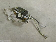 2002 VAUXHALL AGILA A PASSENGER DOOR LOCK CATCH NO WITHOUT CENTRAL LOCKING