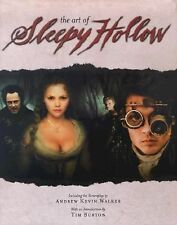The Art of Sleepy Hollow the Movie (Hardcover) Includes Screenplay