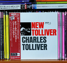 Charles Tolliver ‎- New Tolliver / Japan Mini LP CD JVC K2 24-bit Mastering NEW!
