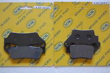 FRONT&REAR BRAKE PADS HUSQVARNA2001-2004 TE 570 510 TE570 TE510