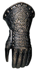 Medieval French Knight Armor Glove Gauntlet Museum Replica Wall Display