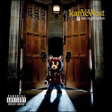 Late Registration [PA] by Kanye West (CD, Aug-2005, Def Jam (USA))