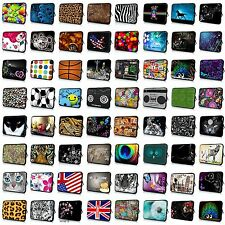 "11.6"" 12"" inch Colorful Neoprene Mini Laptop Bag Sleeve Case Netbook Cover Pouch"
