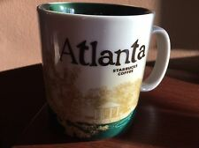 Atlanta Georgia Starbucks Mug Cup - Global Icon Series