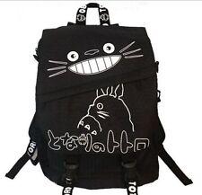 New My Neighbor Totoro Ghibli School Bag Shoulder Bag Backpack Bookbag Cosplay