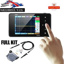 NEW 2017 UK DS202 Nano ARM Handheld TFT LCD Touch Digital Storage Oscilloscope