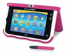 VTech InnoTab Max Kids Tablet, Pink 3417761668504 Ages 3-9 Years 650+ Apps
