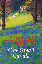 Janet Mary Tomson One Small Candle Very Good Book