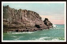 c1907 water view Bald Head Cliff York Maine postcard