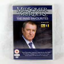 Midsomer Murders - The Ventole' Favoriti - DVD X 4