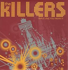 THE KILLERS Smile Like You Mean It uK 12""