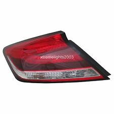 HONDA CIVIC COUPE 2014-2015 LEFT DRIVER TAILLIGHT TAIL LIGHT REAR LAMP W/BULBS