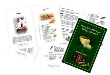 Hungarian Heritage Recipe Library by Helen M. Radics
