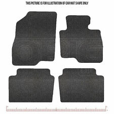 Mazda 6 Saloon 2013 onwards Premium Tailored Car Mats set of 4