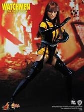 "Hot Toys Watchmen Silk Spectre II 1/6 12""  Figure MMS 102 New Mint Sealed Rare"