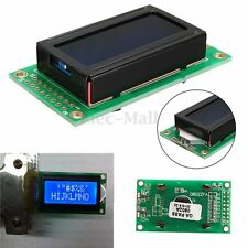 8*2 Character LCD 0802 COB Module Display Blue LED Backlight Board for Arduino