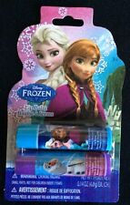 Disney Frozen Elsa, Anna & Olaf (2) Lip Balms NEW for Girls 3+