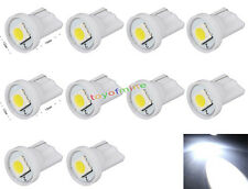 10pcs T10 W5W 168 5050 1 LED SMD ampoule blanche  voiture Turnning Lampe 12V DC