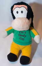 "Disney ""I'm a Goofy Guy"" Vintage Knickerbocker Bean Bag Doll"
