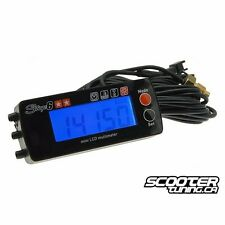 Stage6 Universal Rev Meter (PRM) Black