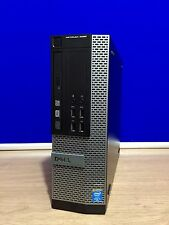 Dell Optiplex 9020 SFF (Intel Core i5 4590 4th Gen @3.30Ghz 8GB DDR3 500GB Win7)
