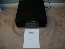 Sony Mega Storage CDP-CX200 200 Vintage CD Player / Changer - Works Great